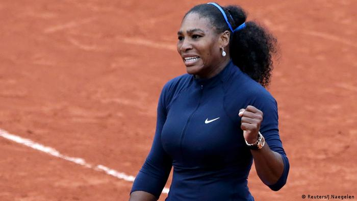 Serena Williams Tennis French Open
