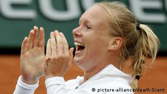 Kiki Bertens Tennis French Open