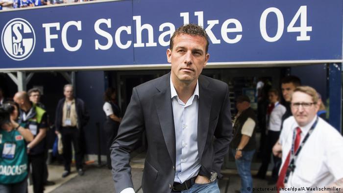 Markus Weinzierl FC Schalke 04 Logo