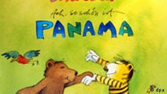 Buch Janosch Ach, so schön ist Panama, Bär und Tiger