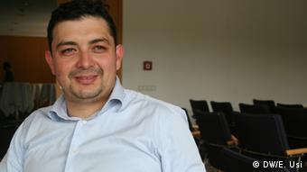 Mateo Freudenthal, joven emprendedor de Bolivia