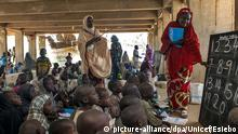 Nigeria Schule Initiative Unicef Dalori Camp