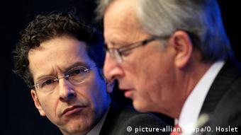 Διάδοχος του Ζ.Κλοντ Γιούνκερ στην Ευρωζώνη