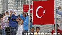 Flüchtlinge in die Türkei