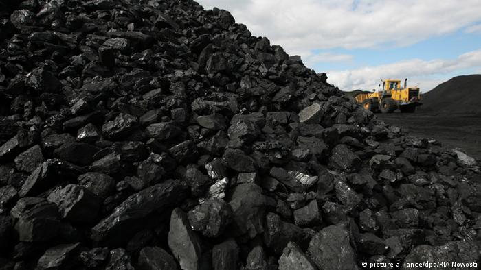 Уголь из Кузбасса (фото из архива)