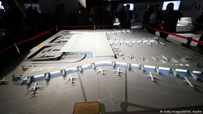 Turkey's new Istanbul Airport