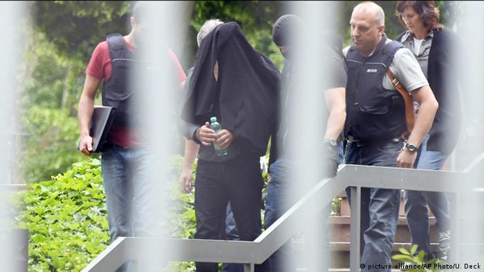 U Njemačkoj su ovoga tjedna uhićena četiri Sirijca koji su navodno pripremali teroristički napad u Düsseldorfu