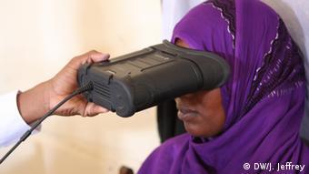 Somaliland Wählerinnen in Hargeisa Copyright: DW/J. Jeffrey