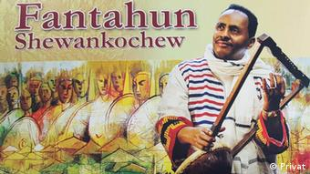 Cd Cover Ausschnitt Fantahun Shewankochew
