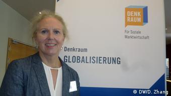 Denkraum für Soziale Marktwirtschaft Marion Lieser
