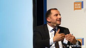 Denkraum für Soziale Marktwirtschaft Erdal Yalcin