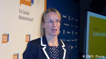 Denkraum für Soziale Marktwirtschaft Melanie Kreis