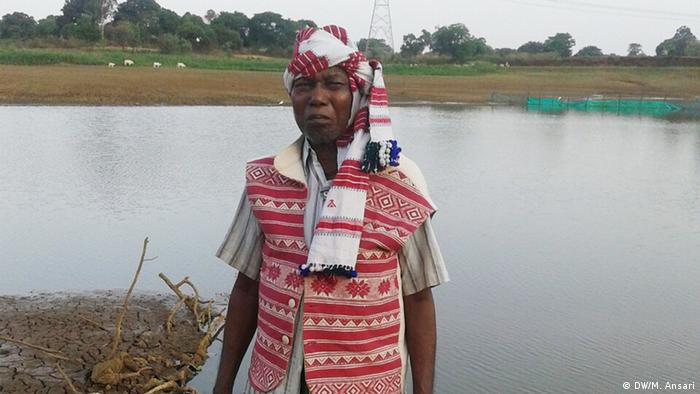 Oraon Waterman (DW/M. Ansari)