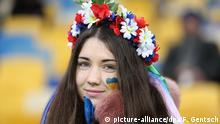 Fußball UEFA Europa League Schachtjor Donezk - FC Schalke 04 Fan