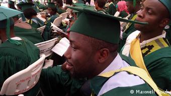 Ghana Arbeitslosigkeit Tamale Absolventen