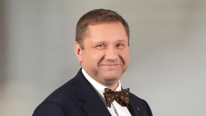 Picture of DW's Konstantin Eggert
