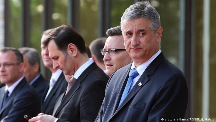 Kroatien Chef der Opposition Karamarko