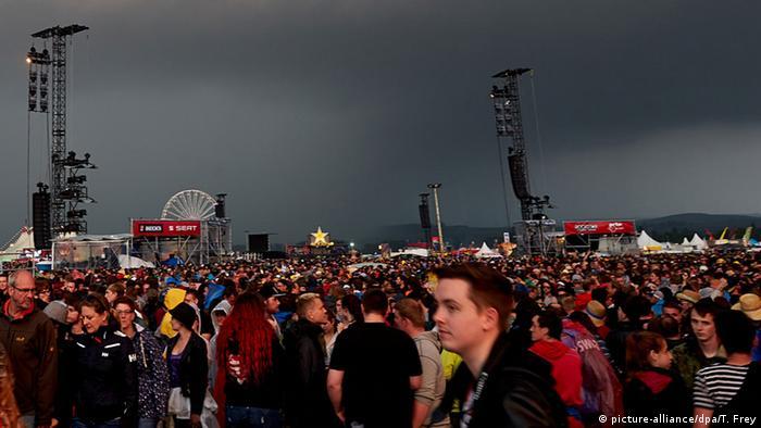 Фестиваль Rock am Ring 2016