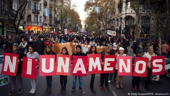 Resultado de imagen para argentina feminicidios