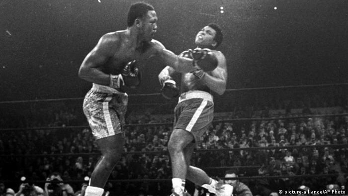Мохаммед Али против Джо Фрейзера 1971