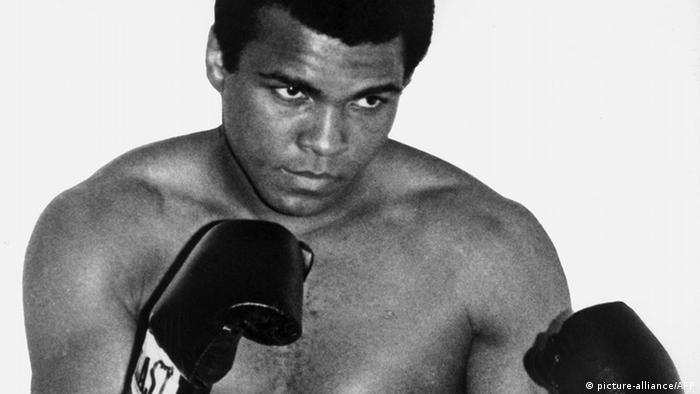 Muhammad Ali 1960 Rom