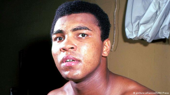 Muhammad Ali 1967 (picture-alliance/ZUMA Press)