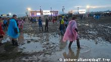 Unwetter Rock am Ring 2016