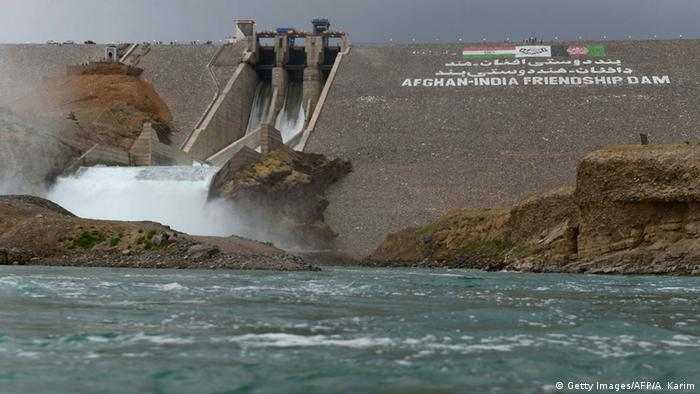 Afghanistan Salma Hydroelectric Staudamm in Herat (Getty Images/AFP/A. Karim)