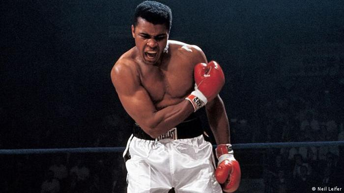 USA Muhammad Ali Liston Knockout in Maine