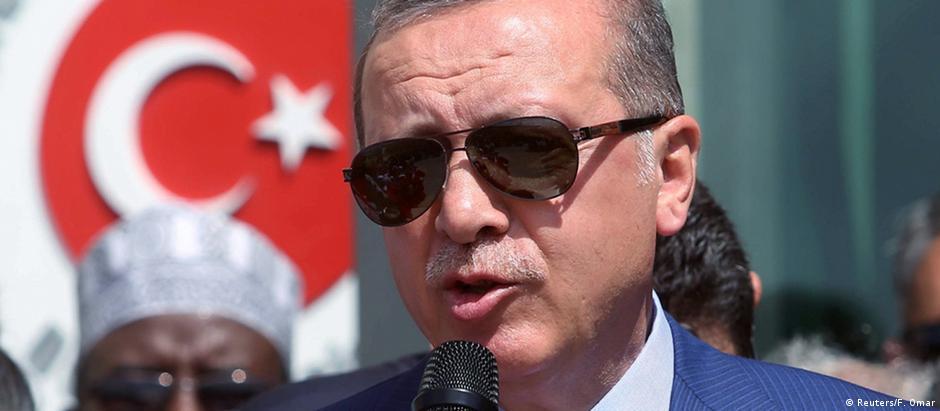 """Recep Tayyip Erdogan: """"consequências sérias"""" para Alemanha após votação sobre genocídio armênio"""