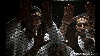 Mahmoud Abu Zeid Ägypten Kairo Journalisten