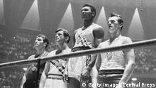 Muhammad Ali Cassius Clay 1960 Rom