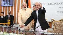 Diese Bilder sind am 4. Juni 2016 von unseren Korrespondenten Atiqullah Mutmaien in Herat-Provinz Afghanistan gemacht worden. Die Bilder Zeigen indischen Premier mit afghanischen Pr. Ghani bei der Eröffnung von Salma Wasserkraftwerk in Herat.
