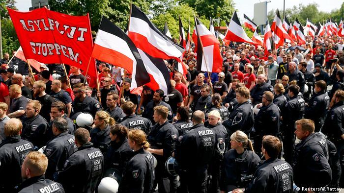 Акція праворадикалів у Дортмунді, 4 червня 2016 року