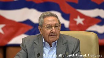 Kuba Raul Castro
