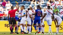 USA Copa Haiti gegen Peru
