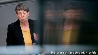 Barbara Hendricks Berlin Bundestag Rede