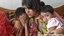 Indien Bangladesh Familie trauert nach brutalem Angriff