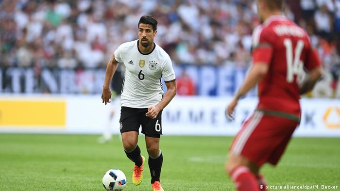 Deutschland Länderspiel Deutschland vs. Ungarn in Gelsenkirchen (picture alliance/dpa/M. Becker)