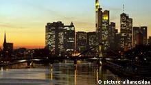 Frankfurt Stadtansicht, Skyline