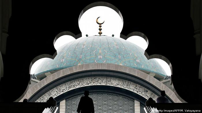 Symbolbild Ramadan in Malaysia Moschee