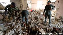 Irakische Sicherheitskräfte entdecken Massengrab nahe Falludscha