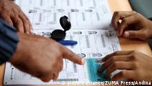 Peru Präsidentschaftswahlen