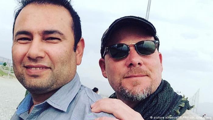 Afghanistan NPR-Fotograf David Gilkey und Übersetzer Zabihullah Tamanna gestorben