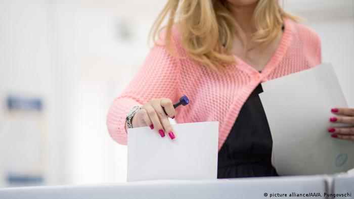 Rumänien Kommunalwahlen 2016