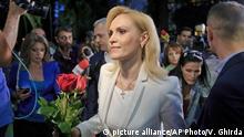 Rumänien Kommunalwahlen 2016 Gabriele Firea