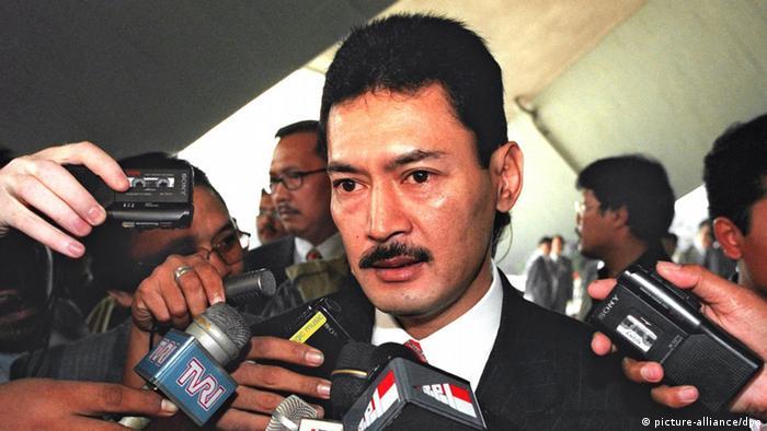Indonesien Korruption Bambang Trihatmodjo Suharto