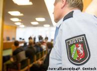У залі засідань суду в Мюнстері (архівне фото)