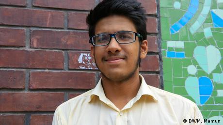 Schüler in Dhaka Bangaldesch