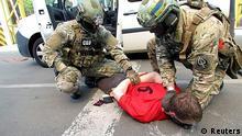 Kenia Franzose mit EM-Anschlagsplänen in der Ukraine festgenommen
